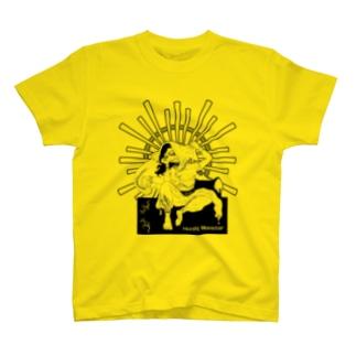 【薄い色推奨】お願い!ガネーシャ様 T-Shirt