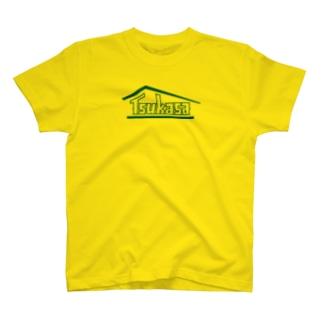 Tsukasa工務店 Gr T-shirts