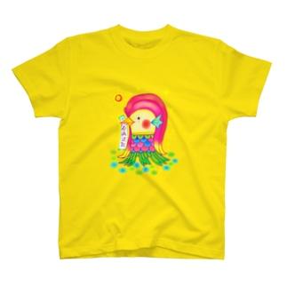 アマビエサマ T-shirts