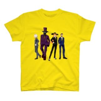 VIRTUALGANG 83ファミリーシャツ T-shirts