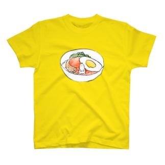 ろこもこ T-shirts