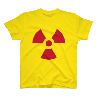 AURA_HYSTERICAのRadiation_S T-shirts