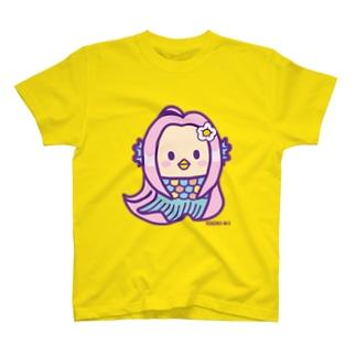 疫病退散☆アマビエ様で無病長寿☆ T-shirts