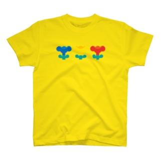 Flower10 T-shirts
