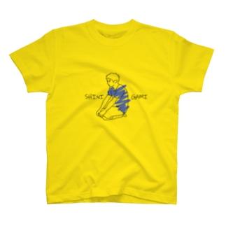 死神(咲良デザインver.3) T-shirts