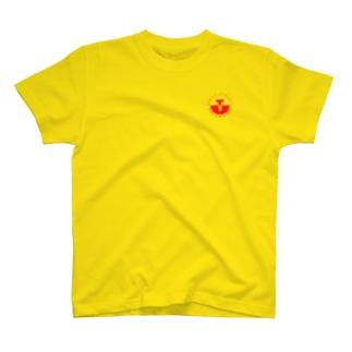 赤ロゴ T-shirts