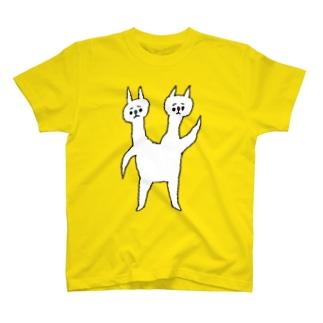 双頭 T-shirts