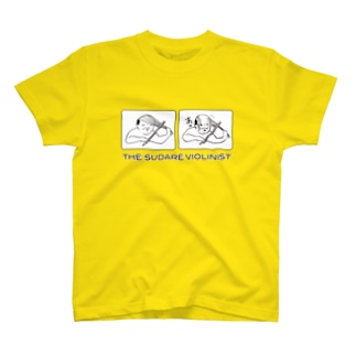 THE SUDARE VIOLINIST T-shirts
