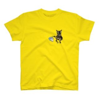 たらみちゃんとこさび T-shirts