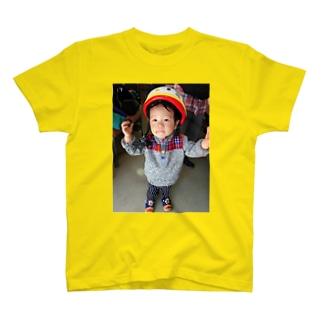 ゆうちゃん1歳8ヵ月 T-shirts