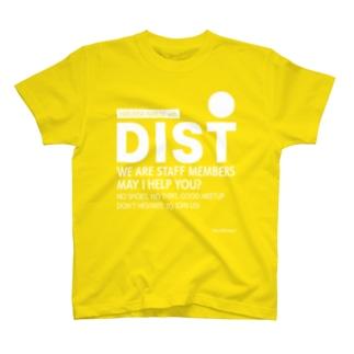 DISTスタッフTシャツ(成瀬 ver.) T-shirts