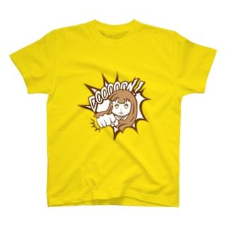 柔道ガール T-shirts