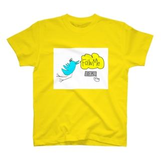FollowMeHuminngBird T-shirts