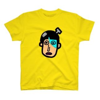 人造人間くん T-shirts