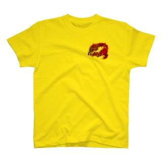 赤龍 T-shirts