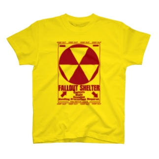 Fallout_Shelter T-shirts