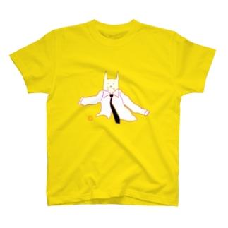 スッポリ猫 A T-shirts