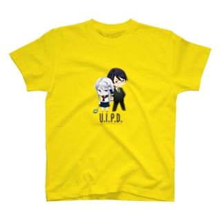 U.I.P.D. T-shirts