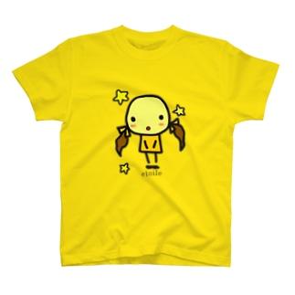 ぽよ子étoile T-shirts