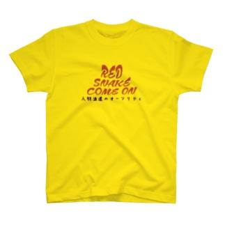 人材派遣のRSC T-shirts