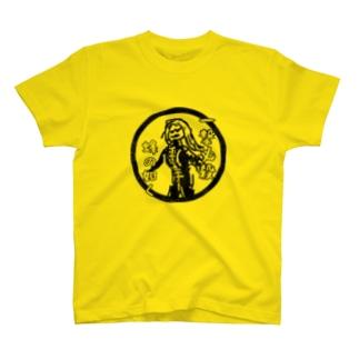 一撃必殺蜂の如く T-shirts