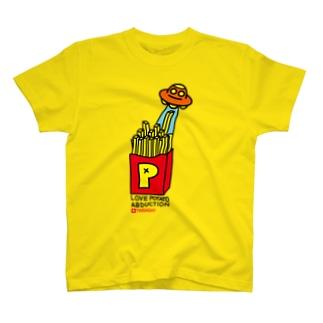 ポテトアブダクション T-shirts