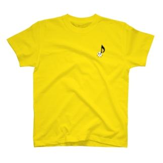 Sherryのこめに音符 T-shirts