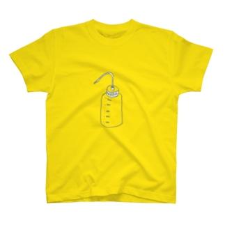 蒸留水 T-shirts