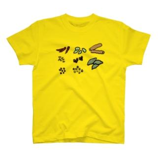 スパイス T-shirts
