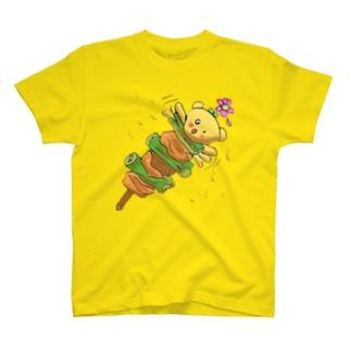 やきとり〜 T-shirts