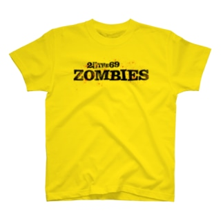 25THE69ZOMBIES T-shirts