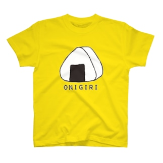 おにぎり(大きめ) T-shirts