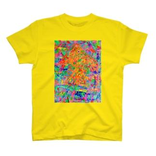 キンギョ. T-shirts