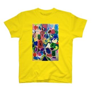 謎の種の庭 T-shirts