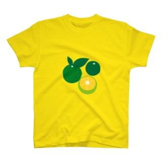 シークワサー T-shirts