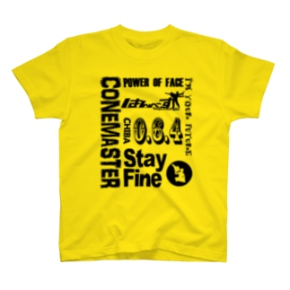 ELEMENT 黒 濃色 T-shirts