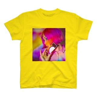 ピンキーピエロピンナップ🤡PPP T-shirts