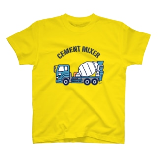 Cement Mixer T-shirts