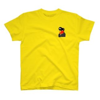 インコリーゼントローリーさん T-shirts