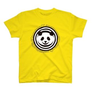 モードなパンダ T-shirts