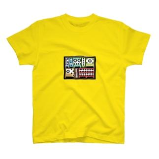 モジュラー シンセ T-Shirt