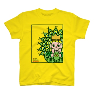 孔雀明王 T-shirts