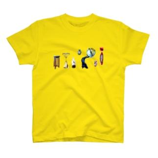 夢みるクロネコ T-shirts