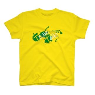 TEAM TAIKI_splash T-shirts