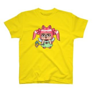 魔法少女たけし T-shirts