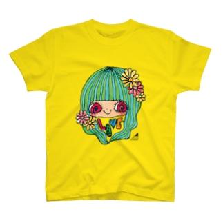 ▲LOVEグルガール▲ T-shirts
