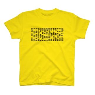むし漢字 T-shirts