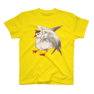 ユリカモメ T-shirts