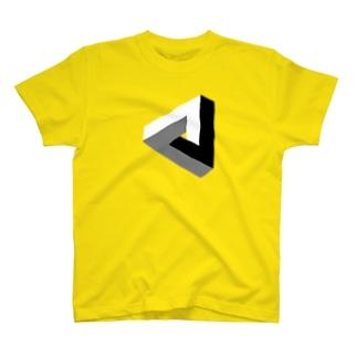 ペンローズの三角形-201025 T-shirts