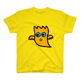 mogrus Goods shopのモグT(おばけ) T-shirts